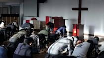 Asia is 'new hotbed of Christian persecution' with situation in China worst since Cultural Revolution, report claims
