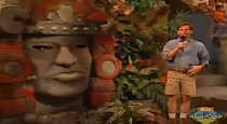 <p>Another '90s classic, <em>Legends of the Hidden Temple </em>was a game show on Nickelodeon. Six teams of teens and tweens had to answer questions and complete physical challenges to find the treasures in the temple. The final team would take on The Temple Run and try to assemble a statue. There is some chatter that a reboot for adults may be in the works.</p>