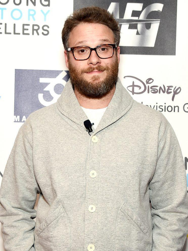 Actor Seth Rogen has joined a fraternity. (Photo: Amanda Edwards/WireImage)