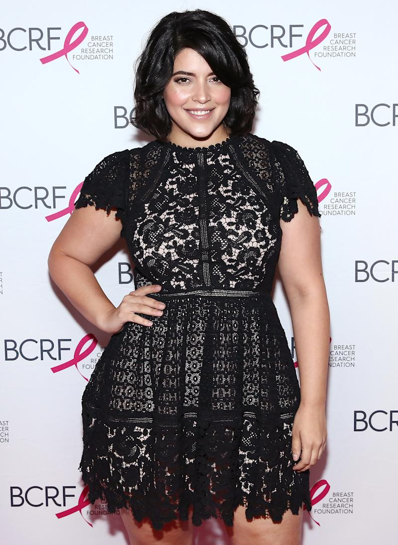Plus-Size Model Denise Bidot On Why Curves Dont Make You