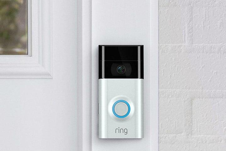 amazon slashes prices on security cameras and systems fathers day ring video doorbell 2 with echo dot
