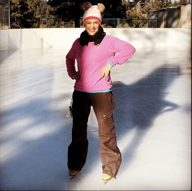 "<p>""I went ice skating for my birthday,"" the <em>Charmed</em> star, who turned 45 on Dec. 19, shared. ""I giggled. I fell. It was so fun. I'm happy!"" (Photo: <a href=""https://www.instagram.com/p/Bc55H-clHnD/?taken-by=milano_alyssa"" rel=""nofollow noopener"" target=""_blank"" data-ylk=""slk:Alyssa Milano via Instagram"" class=""link rapid-noclick-resp"">Alyssa Milano via Instagram</a>) </p>"