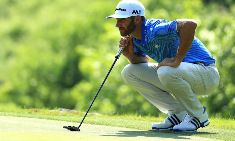 Dustin Johnson, WGC Match Play