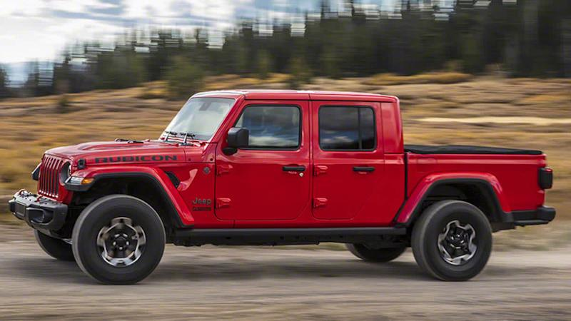 2020 jeep gladiator enters the midsized pickup truck arena