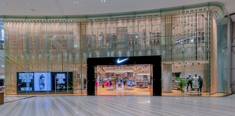Nike Jewel Store. (PHOTO: Nike)