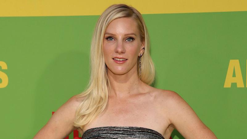 """Heather Morris arrives at the premiere of """"Always Be My Maybe"""", at the Regency Village Theatre in Los AngelesLA Premiere of """"Always Be My Maybe"""", Los Angeles, USA - 22 May 2019"""