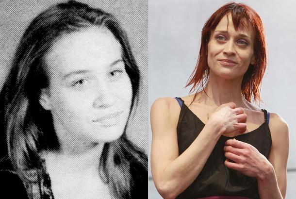 Fiona Apple Then and Now