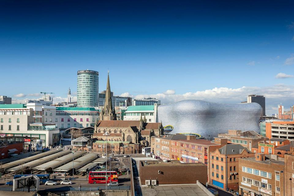 Cities like Birmingham have been particularly hard hit by the pandemic (Getty Images/iStockphoto)