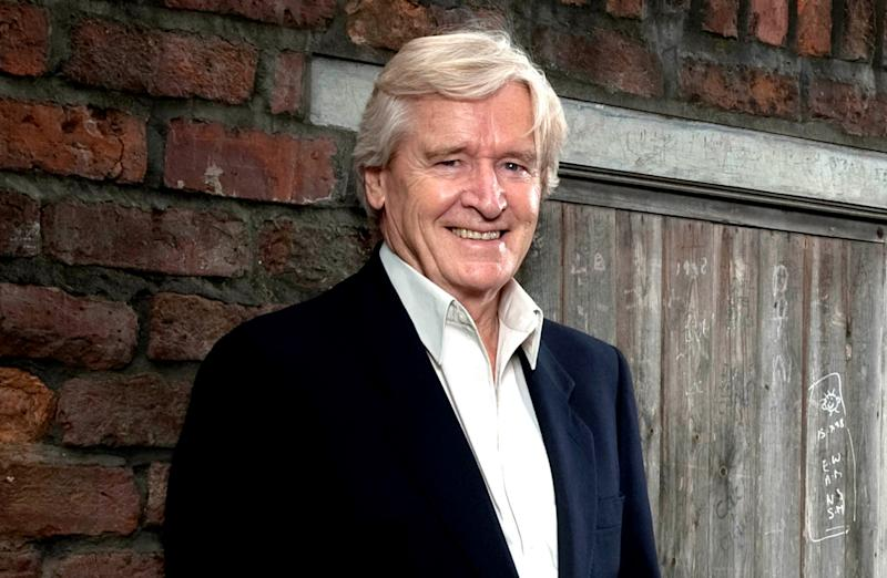 William Roache has played Ken Barlow in 'Corrie' since the soap began in 1960. (ITV)