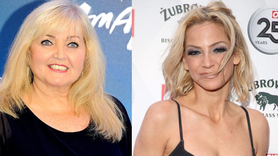 Linda Nolan has written a letter of support to Sarah Harding. (Getty Images)