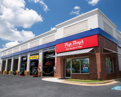 Pep Boys Expands National Network with New Service and Tire Centers
