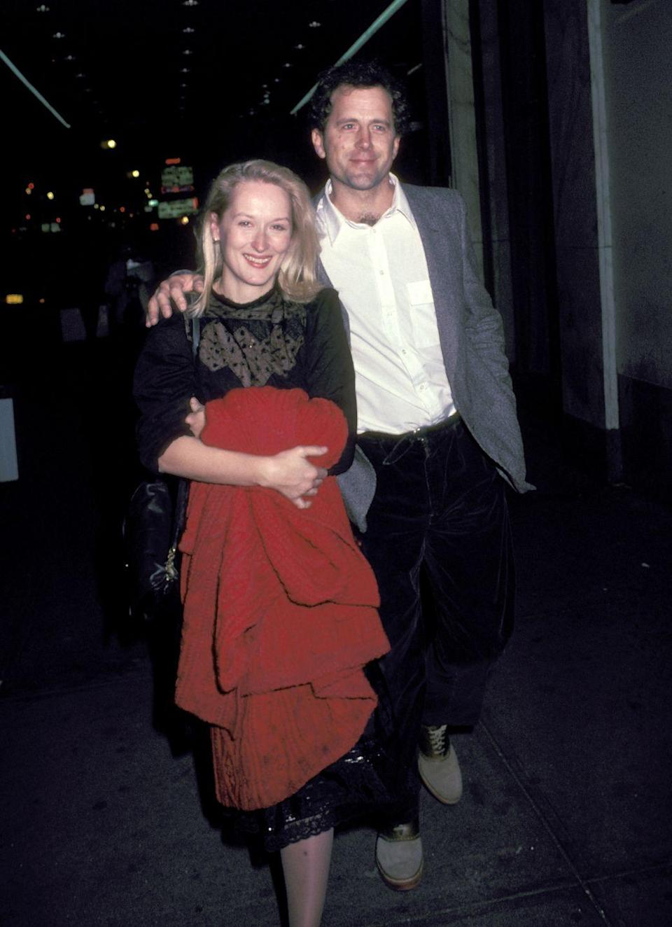 <p>After Streep's boyfriend, John Cazale, tragically died in 1978 her brother's friend, Don Gummer lent her his apartment. They married later that year and have four children, Henry, Mamie, Grace and Louisa together.</p>