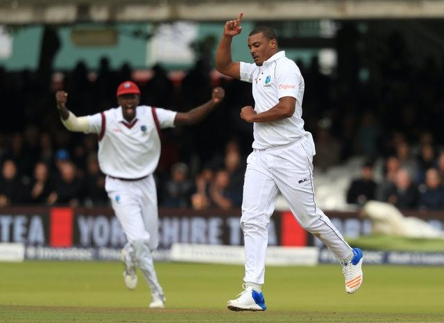 Shannon Gabriel (right) is among the reserves (Adam Davy/PA)