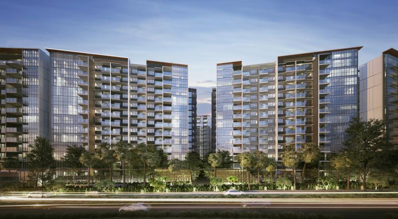 Affinity at Serangoon condo will benefit once the Serangoon North MRT station on the Cross Island Line is operational by 2029