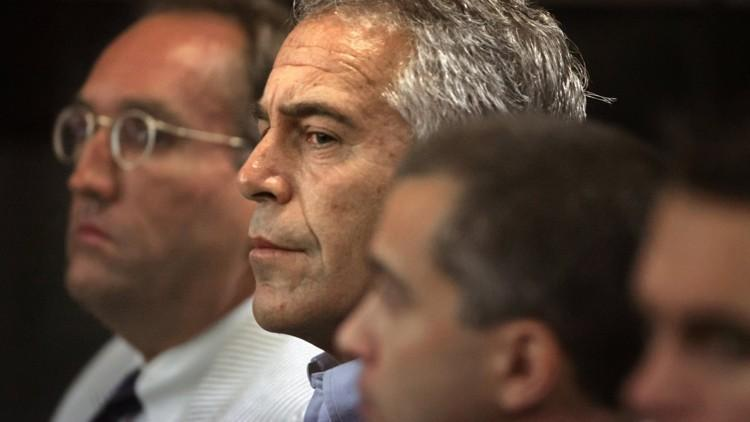 Jeffrey Epstein was found dead in his prison cell in August (Picture: PA)