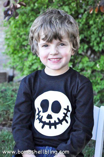 "<p>Pressed for time before Halloween? You can still bring the <em>Nightmare</em> to life with an easy DIY skeleton shirt for all your little ones. </p><p><strong>Get the tutorial at <a href=""https://www.bombshellbling.com/simple-iron-vinyl-jack-skellington-shirt/"" target=""_blank"">Bombshell Bling</a>. </strong></p><p><strong><a class=""body-btn-link"" href=""https://www.amazon.com/Earth-Elements-Little-Toddlers-T-Shirt/dp/B01I0XRHSQ/?tag=syn-yahoo-20&ascsubtag=%5Bartid%7C10050.g.22459775%5Bsrc%7Cyahoo-us"" target=""_blank"">SHOP BLACK SHIRTS</a><br></strong></p>"