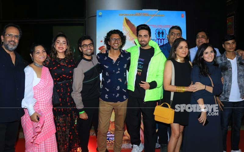 Shubh Mangal Zyada Saavdhan Trailer Success Party: Ayushmann Khurrana Joined By B'Day Girl Tahira Kashyap; Jeetu Bhaiya, Neena Gupta Attend