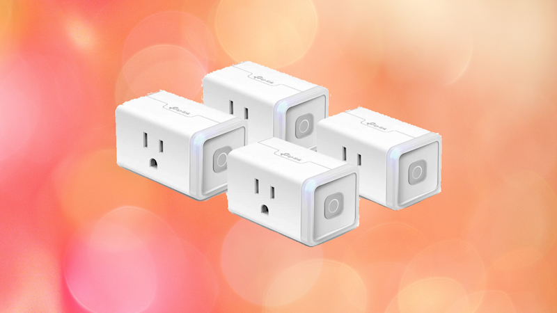 TP-Link Kasa Smart Plugs. (Photo: Amazon)