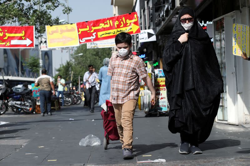 Coronavirus likely infects 25m Iranians: Rouhani