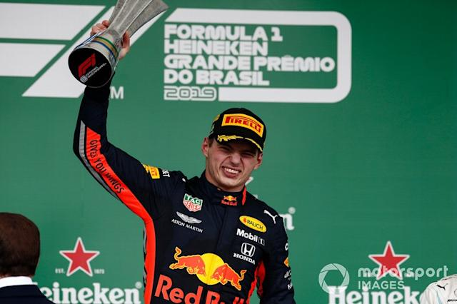 "Max Verstappen, Red Bull Racing (30 podios) <span class=""copyright"">Andy Hone / Motorsport Images</span>"