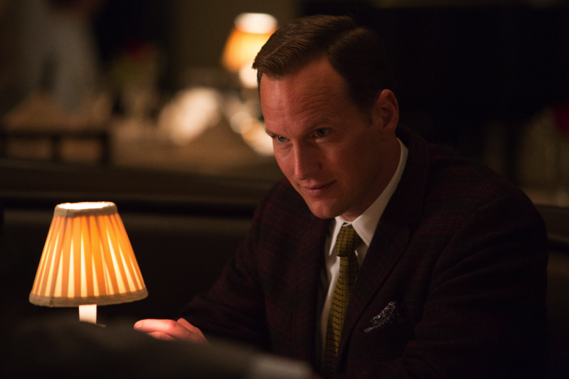 Rollie Smith (Patrick Wilson) in