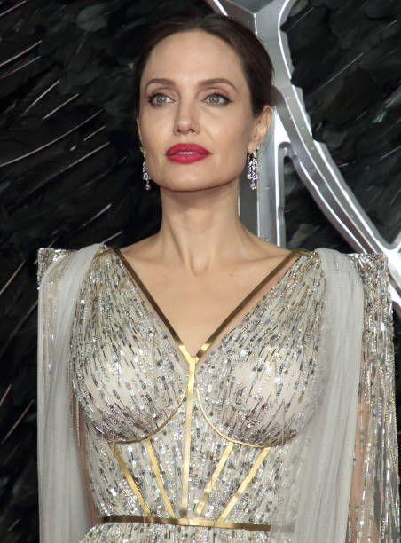 """<p>Angelina Jolie has played many different complex characters throughout her film career, but her portrayal of the title character, <a href=""""https://www.amazon.com/Maleficent-Theatrical-Angelina-Jolie/dp/B00P7PBD2C/ref=sr_1_2?tag=syn-yahoo-20&ascsubtag=%5Bartid%7C10055.g.34403196%5Bsrc%7Cyahoo-us"""" rel=""""nofollow noopener"""" target=""""_blank"""" data-ylk=""""slk:Maleficent"""" class=""""link rapid-noclick-resp""""><em>Maleficent</em></a> (2014) was a performance to remember. She's actually a fairy, not a witch, but who's going to split hairs? </p>"""