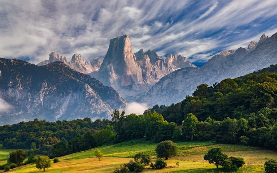 Will we swap Spain's coast for its inland wonders, like the Picos de Europa - Getty