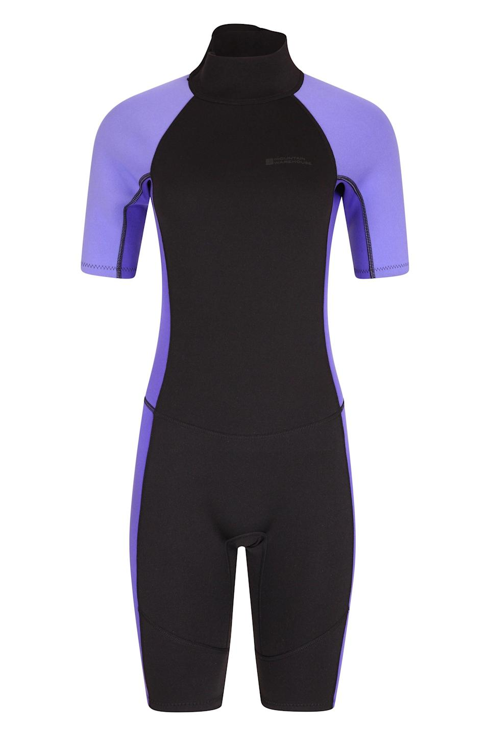 Mountain Warehouse shorty wetsuit