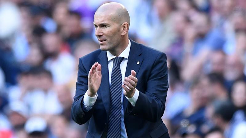 Real Madrid stars still nervous when speaking to Zidane - Vinicius