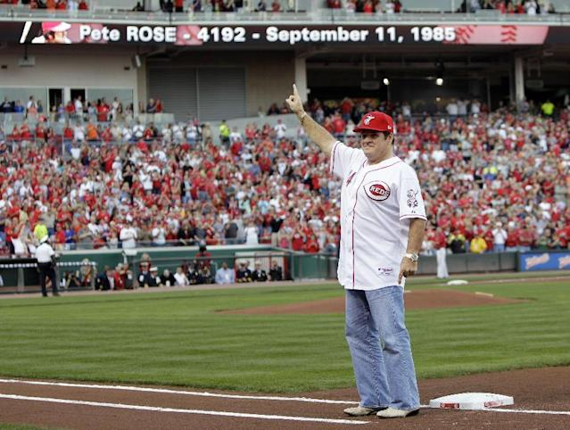 Pete Rose regrets accepting baseball's ban, says he didn't 'read the fine print'