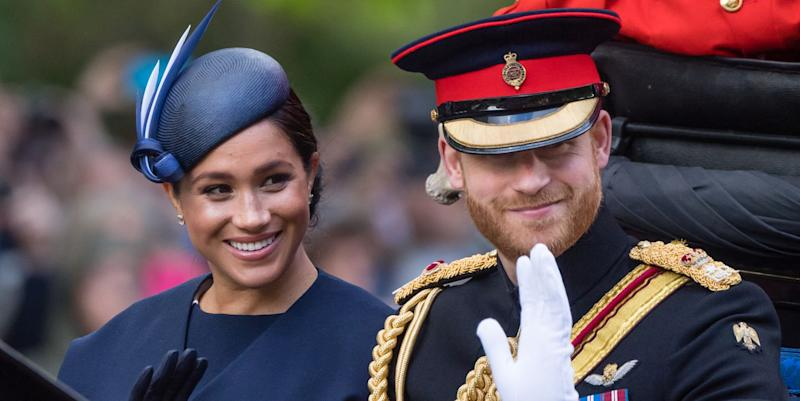 You Totally Missed Meghan Markle And Prince Harry's Son