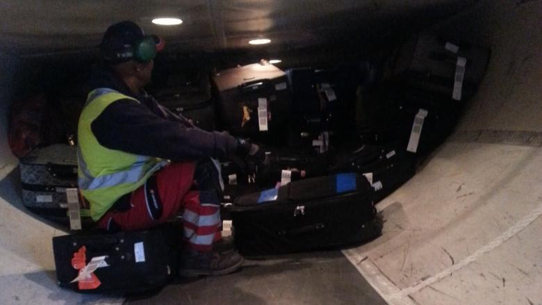 Ground handlers at Pearson airport see 160% turnover rate
