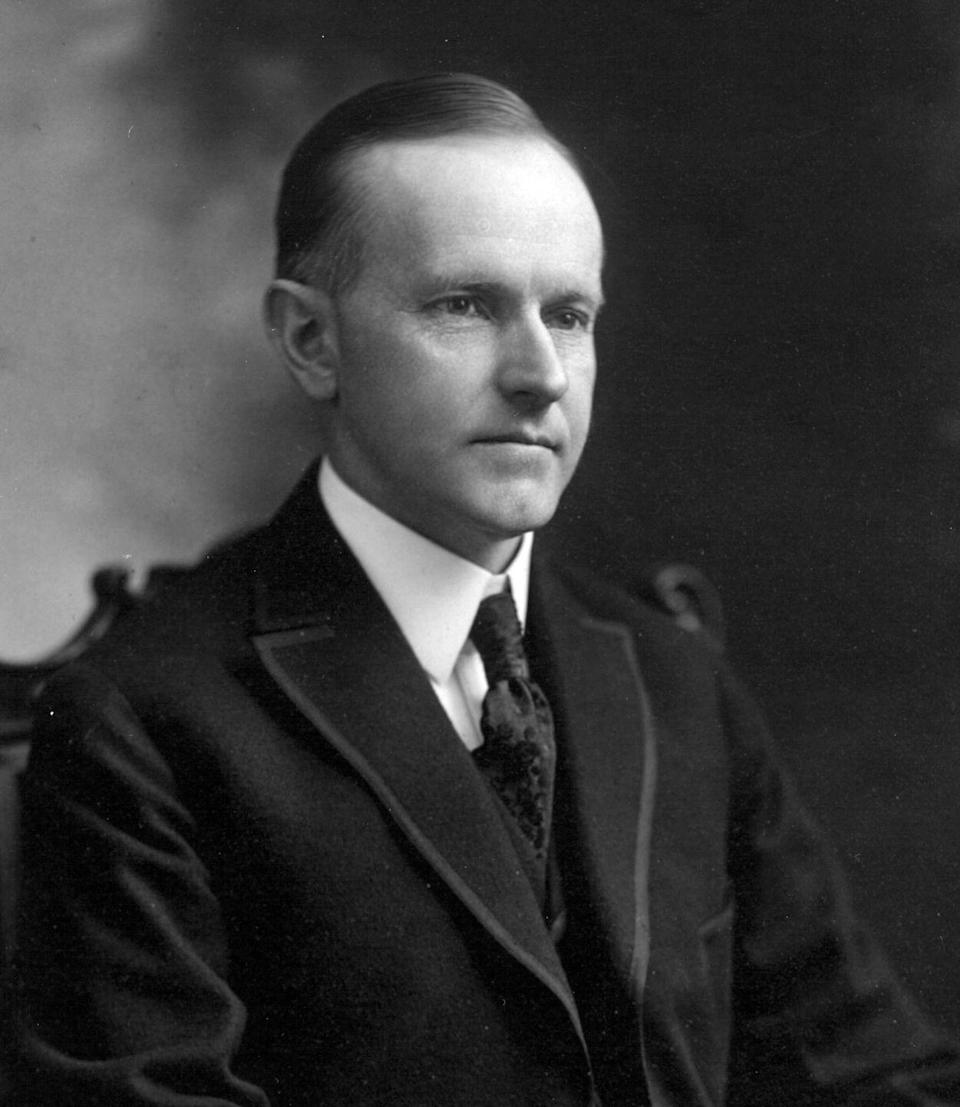 <p>Calvin Coolidge was in the middle of his tenure as President of the United States. His name was also in the middle of an upswing, coming at 65. Favorites Robert, John, James, Mary, Dorothy, and Betty were all still in the top 3.</p>