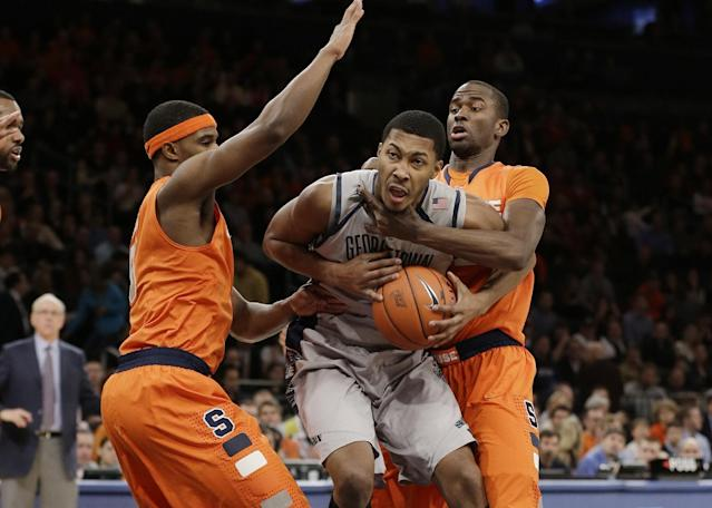 The revival of Georgetown-Syracuse should be a lesson to other schools