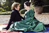 "<p>Just like Elizabeth and Darcy, Queen Victoria and Prince Albert are both headstrong, opinionated people who disagree as often as they agree. But, also like Lizzie and Darcy, they fall madly in love despite the pressures of high society and politics on every side.</p> <p><a href=""http://www.hulu.com/movie/the-young-victoria-149e60f5-b136-47f6-b235-3308a77f180a"" class=""link rapid-noclick-resp"" rel=""nofollow noopener"" target=""_blank"" data-ylk=""slk:Watch The Young Victoria on Hulu"">Watch <strong>The Young Victoria</strong> on Hulu</a>.</p>"