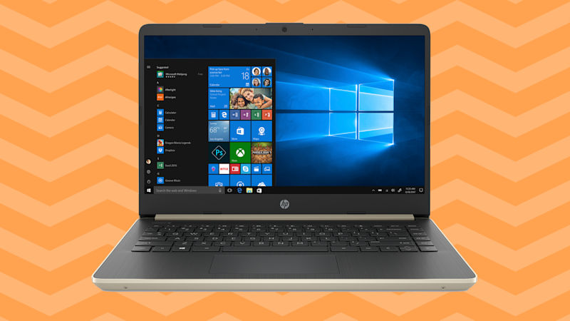 Save $200 on the HP 14 (Photo: Walmart)