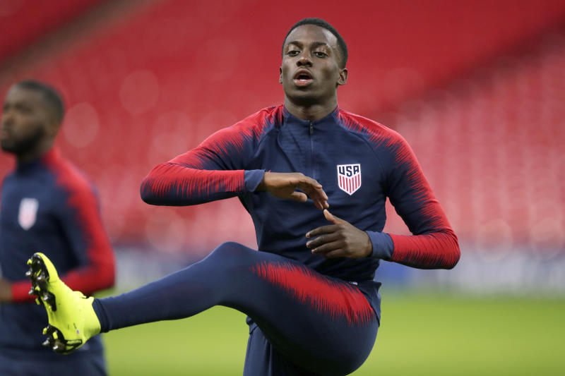4ec47ac0f US striker Tim Weah joins Celtic on 6-month loan from PSG
