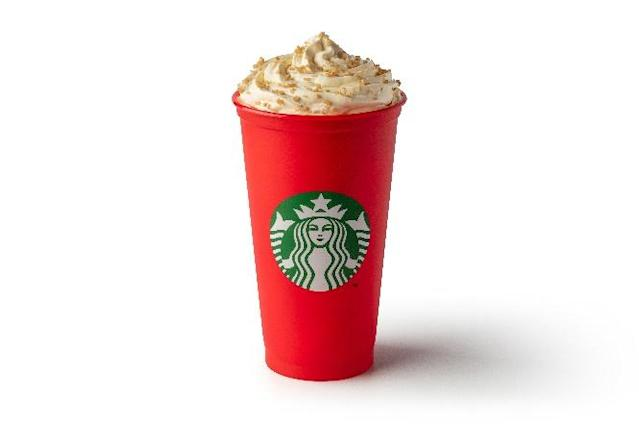 "A ""venti"" Toffee Nut Latte will add 473 calories to your daily intake."