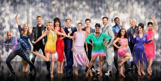 The class of Strictly 2016 (Photo: BBC)