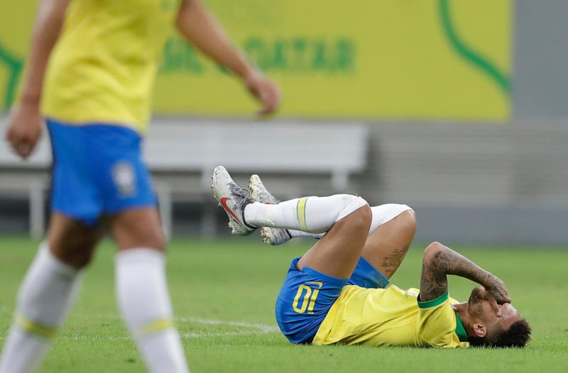 Neymar will miss Copa American after being injured in Brazil's friendly against Qatar.