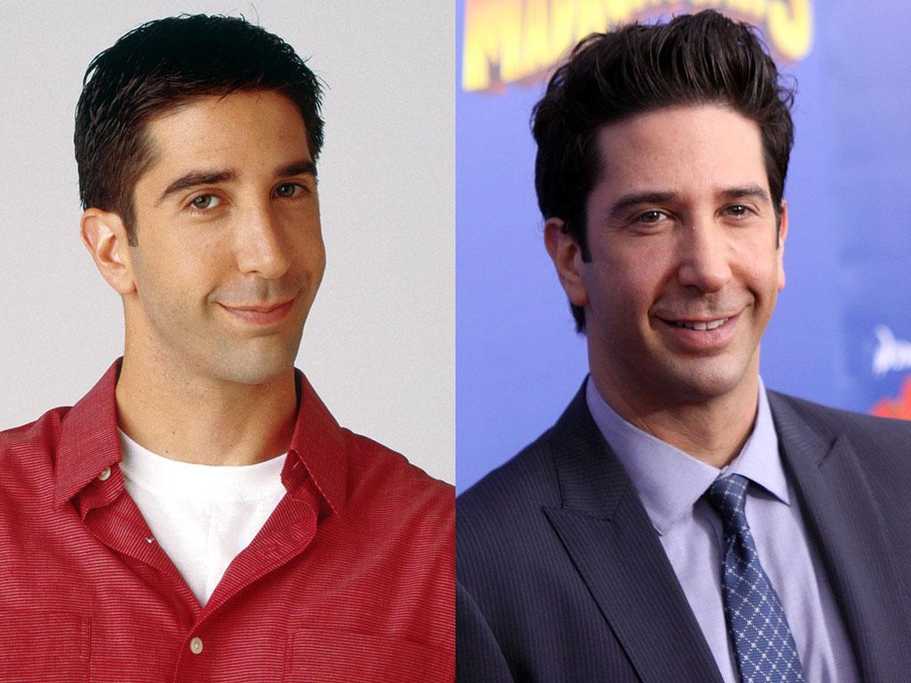 """(6) David Schwimmer (Ross Geller) Sorry, Schwim (can we call you Schwim?): We know this might send you into one of Ross's patented depressive spirals… but hey, one of you has to finish last, right? Schwimmer's career has been stuck in second gear since """"Friends"""" ended; his highest-profile role since, as Melman the giraffe in the """"Madagascar"""" movies, doesn't even show his face. But to be fair, this step back from the spotlight may be intentional. In recent years, Schwimmer has been happily honing his live-theater acting chops on Broadway and stepping behind the camera to direct a handful of indie films (""""Run Fatboy Run,"""" """"Trust""""). We did enjoy his one-off cameo as environmental booster Greenzo on """"30 Rock,"""" and he's set to guest star on his old pal Lisa Kudrow's Showtime comedy """"Web Therapy"""" later this season. Perhaps we're being too tough on ol' Schwimmy; maybe he's just been """"on a break""""?"""