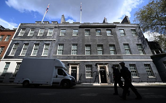 The court judgment is registered to 10 Downing Street - EPA