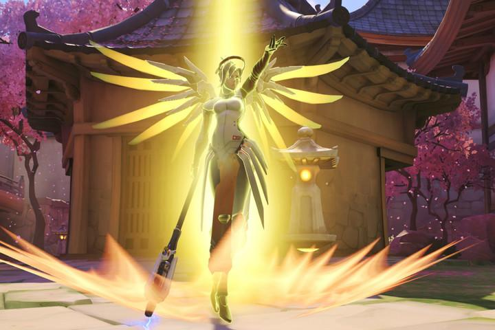 mercy overwatch image