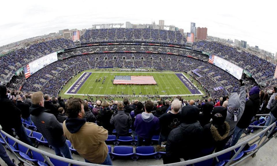 M&T Bank Stadium is a popular NFL venue but may not make the cut for the World Cup