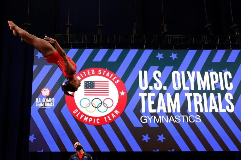 Simone Biles biggest rival at the Tokyo Olympics is likely to be herself
