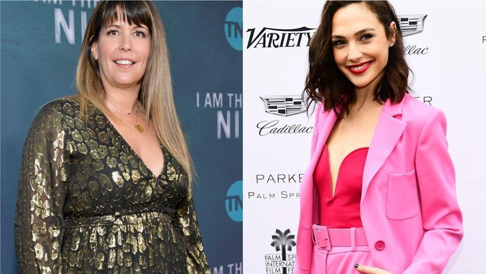 Patty Jenkins et Gal Gadot - Emma McIntyre - Getty Images North America - AFP