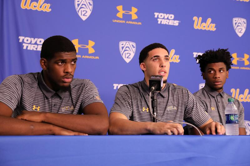 UCLA players arrested in shoplifting incident suspended for remainder of season