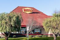 """<p>Denny's may be your <a href=""""https://www.thedailymeal.com/chain-breakfast-stop-serving?referrer=yahoo&category=beauty_food&include_utm=1&utm_medium=referral&utm_source=yahoo&utm_campaign=feed"""" rel=""""nofollow noopener"""" target=""""_blank"""" data-ylk=""""slk:destination for all things breakfast"""" class=""""link rapid-noclick-resp"""">destination for all things breakfast</a>, but the chain is offering a special Thanksgiving menu too. Get the turkey and dressing dinner in-restaurant or order the Thanksgiving Turkey Dinner Pack for four people featuring turkey, dressing, mashed potatoes, gravy, cranberry sauce and your choice of one side. This can be ordered online at Dennys.com from Friday, Nov. 20 through Wednesday, Nov. 25 at 6 p.m. Eastern Time to be picked up or delivered on Thanksgiving Day. Pricing is not yet available.</p>"""