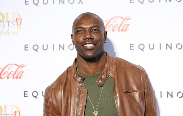 Terrell Owens feels Pro Football Hall of Fame voters are changing the rules to keep him out. (Getty Images)