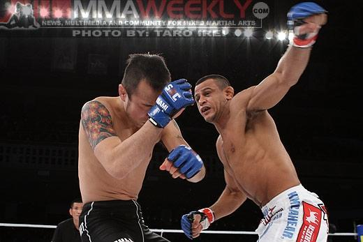 Marlon Sandro Returns for Stacked Pancrase 20th Anniversary Fight Card